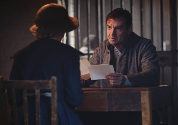 Brendan Coyle as Bates Season 3, Episode 1.