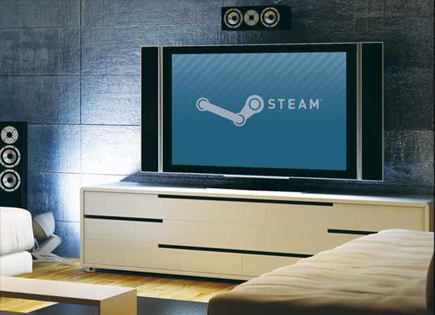 Steam Big Picture