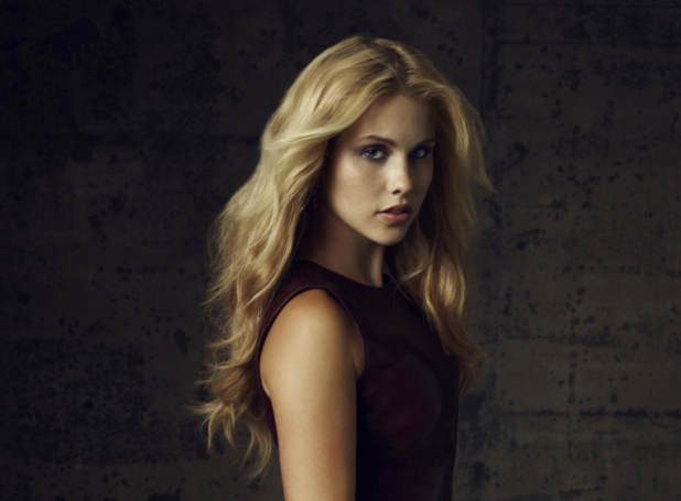 'The Vampire Diaries' Season 4 character portraits: Claire Holt as Rebekah.
