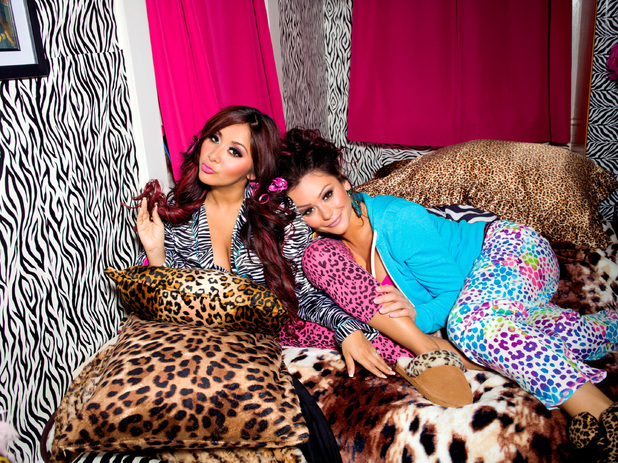 Snooki and JWOWW, MTV