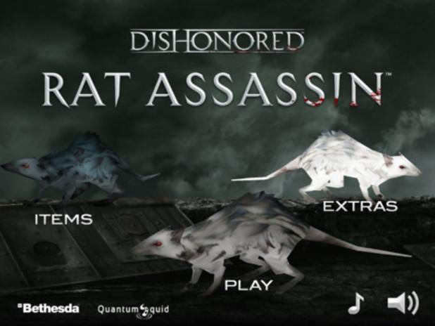 'Dishonored: Rat Assassin' iPad screenshot