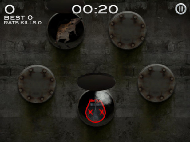 'Dishonored: Rat Assassin' iPad screenshot