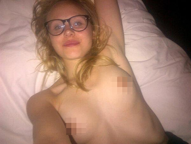 Alison Pill accidentally tweets topless photo of herself
