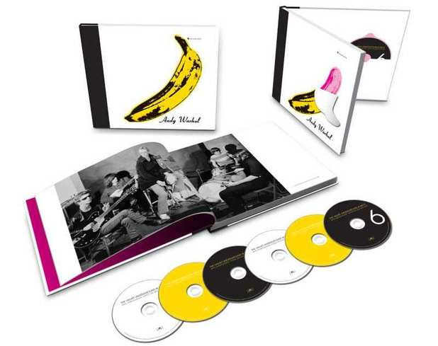 The Velvet Underground & Nico reissue