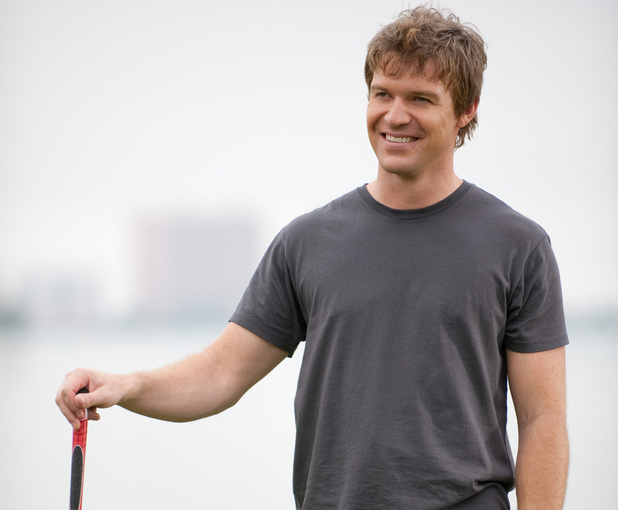 Matt Passmore in 'The Glades'