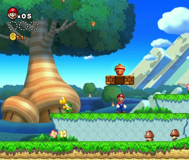 New Super Mario Bros. Wii U for Wii U