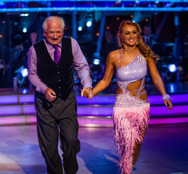 Strictly Come Dancing: Johnny Ball and Aliona Vilani