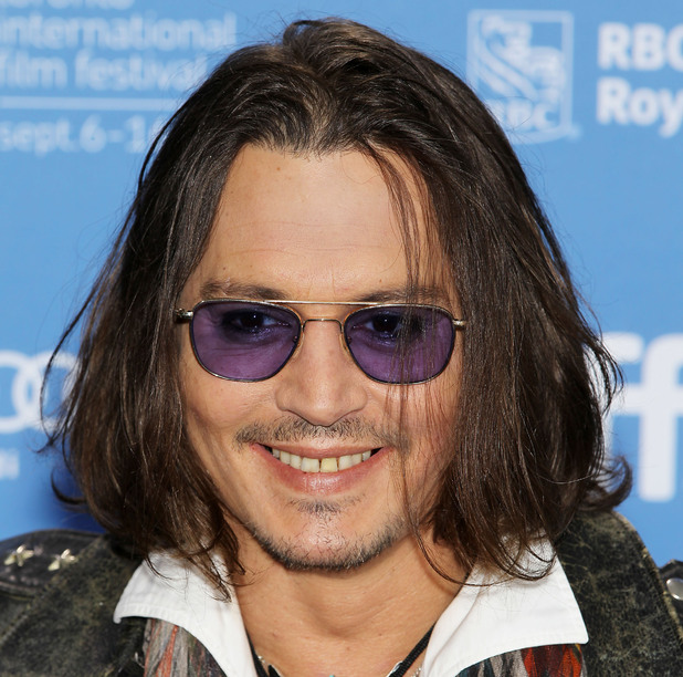 Johnny Depp, 'West of Memphis' Press Conference, Toronto International