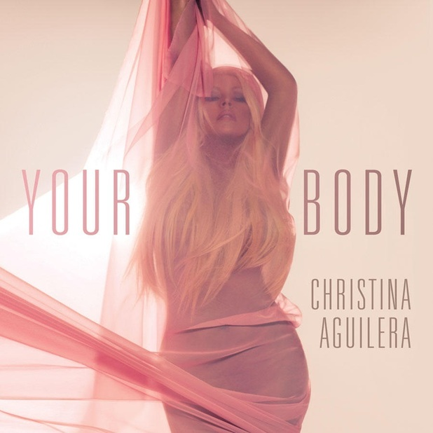 Christina Aguilera's 'Your Body' artwork