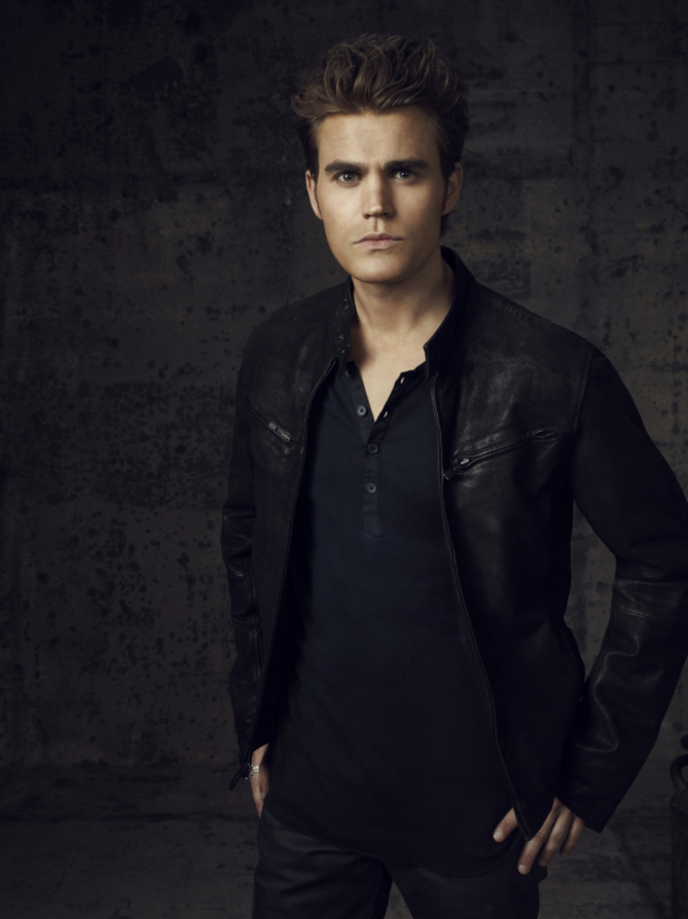 Paul Wesley as Stefan