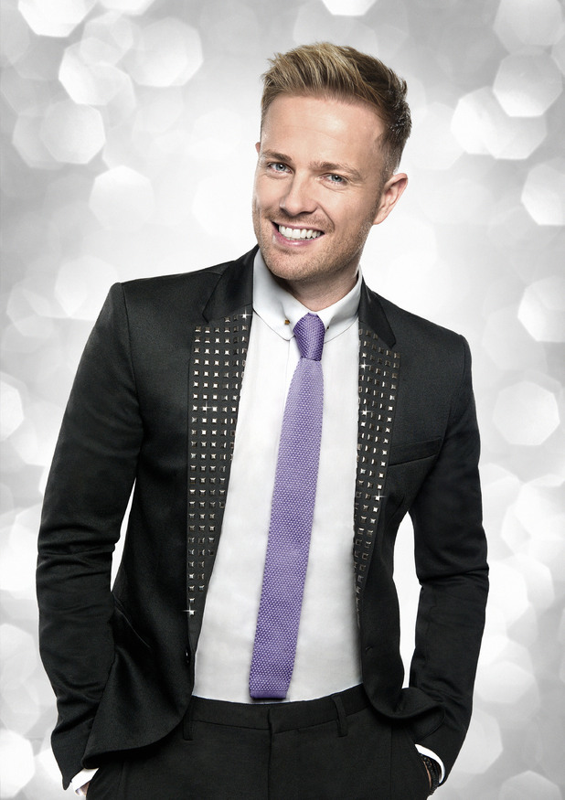 Strictly Come Dancing 2012: Nicky Byrne