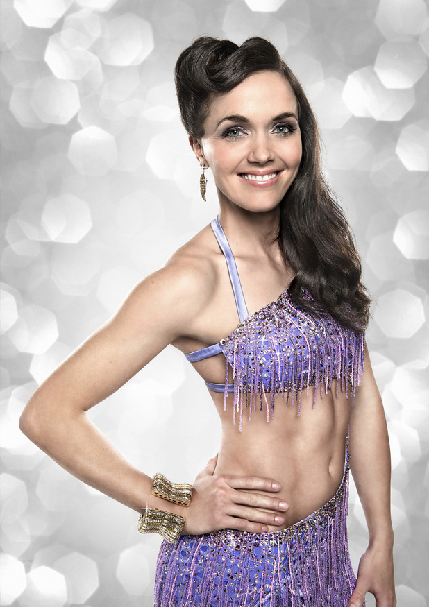 Strictly Come Dancing 2012: The Celebrities