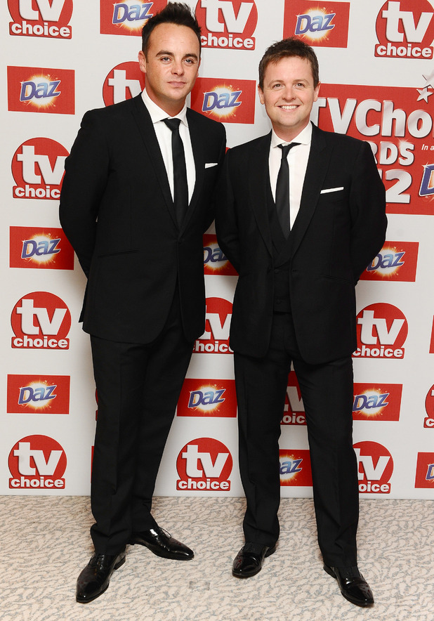 TV Choice Awards 2012: Red Carpet