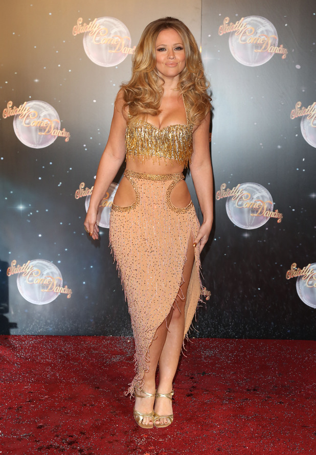 Strictly Come Dancing 2012 launch