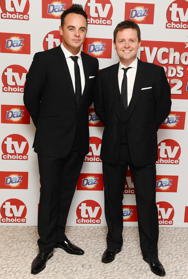 2012 TV Choice Awards