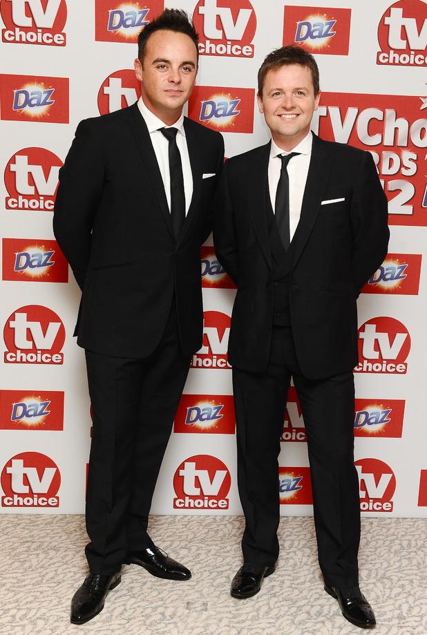2012 TV Choice Awards