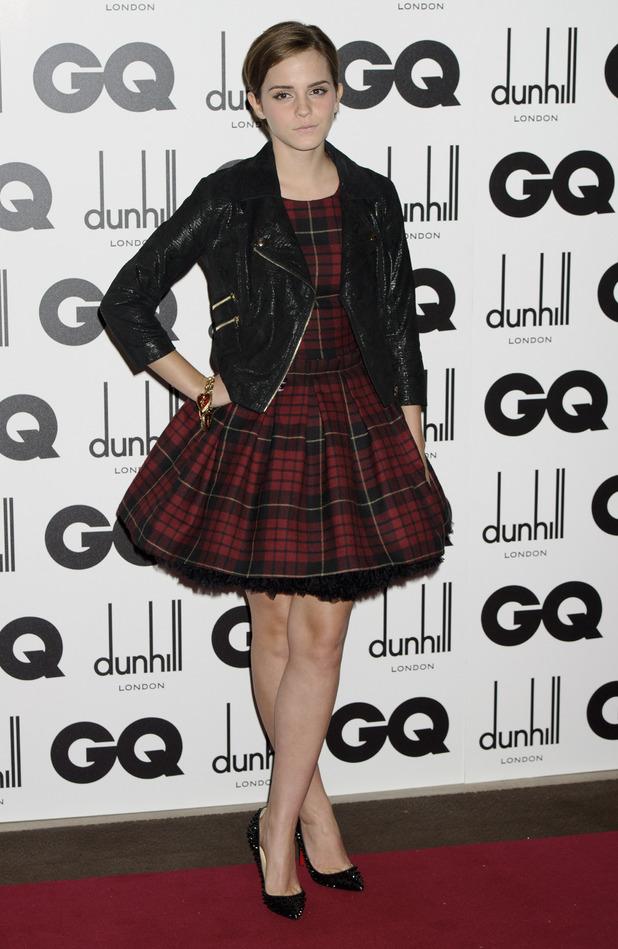 Emma Watson, GQ Awards,