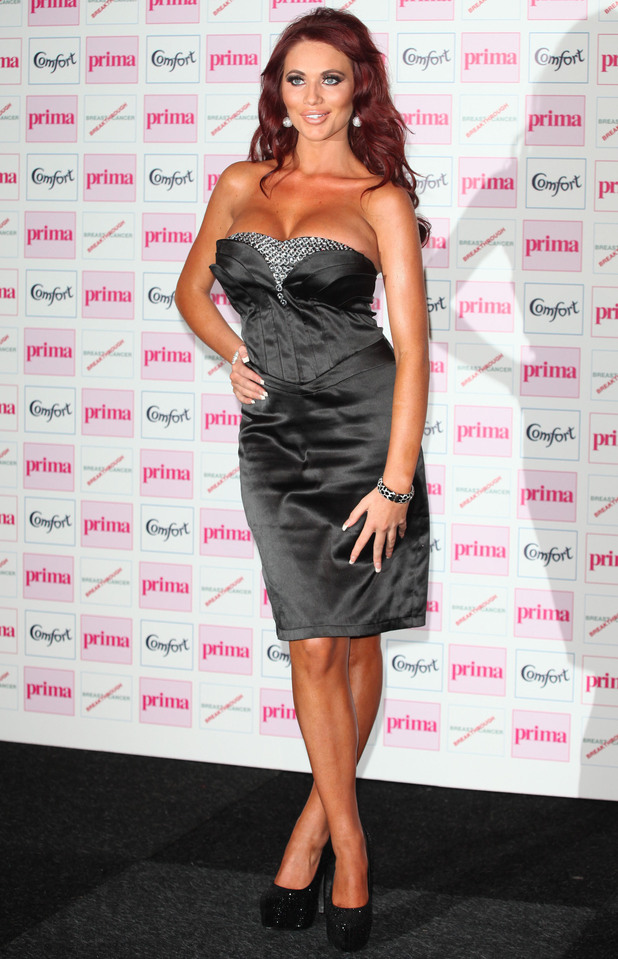Prima High Street fashion awards 2012