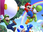 New Super Mario Bros U's box art promotes the game's multiplayer offering.