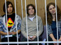 Pussy Riot members disown freed pair