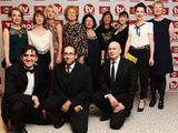 TV Choice Awards Arrivals: The cast of Midwives
