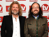 TV Choice Awards Arrivals: Simon King and David Myers