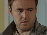 Tyrone tells Fiz about Kirsty hurting him in the past and reveals that she is in counselling for anger issues