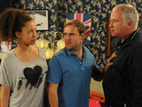 Tyrone takes Ruby back from Ed, who tells Tyrone he now knows what it feels like having your family taken away from you