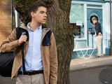 Doug looks set to leave as Ste looks for him.