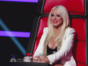 Christina Aguilera and Cee Lo Green also join forces on this week's results show.