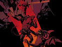 A sneak peek reveals Mike Mignola's return to his title's interior art.