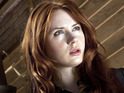 Doctor Who S07E03 - 'A Town Called Mercy': Amy Pond (KAREN GILLAN)