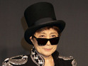 A 2010 clip of Yoko Ono's avant-garde performance resurfaces with a new backing.