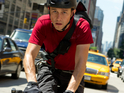 Joseph Gordon-Levitt speeds through Manhattan as a daredevil bike messenger.