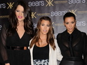 An LA boutique owner says the Kardashians improperly copied his make-up brand.