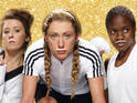 Laura Trott, Nicola Adams and Jade Jones are the new faces of the campaign.