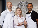 The winner of Celebrity MasterChef is announced.