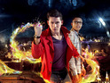 The actor will play the Nekross King in the new CBBC adventure drama.