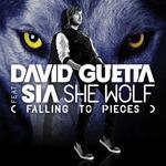 David Guetta ft. Sia: 'She Wolf' artwork