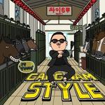 Psy: 'Gangnam Style' artwork