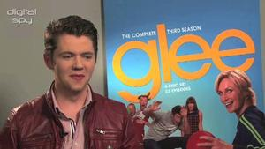 Damien McGinty 'Glee' interview
