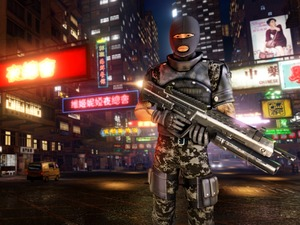Sleeping Dogs 'Tactical Soldier Pack' DLC