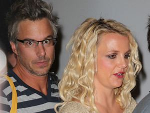 Britney Spears and Jason Trawick, X Fcator auditions San Francisco, 16 Jun 2012