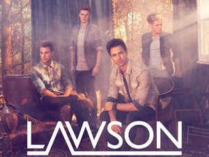Lawson 'Chapman Square' album artwork.