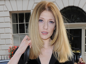Nicola Roberts London Fashion Week Spring/Summer 2013 - Unique - Outside Arrivals London