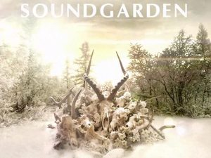 Soundgarden's 'King Animal' artwork