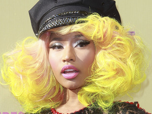 Nicki Minaj 2012 MTV Video Music Awards, held at the Staples Center - Arrivals Los Angeles, California - 06.09.12 Mandatory Credit: FayesVision/WENN.com