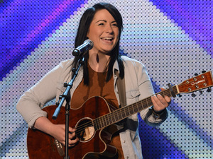 The X Factor Boot Camp: Lucy