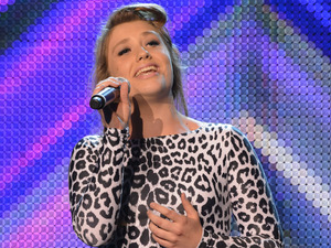 The X Factor Boot Camp: Ella