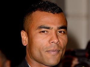 Ashley Cole footballer. For use with debate on - would you let your new man meet your ex?